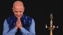 Amazon CEO Jeff Bezos pledges $10 billion to fight climate change