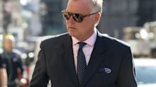 John Leslie cleared of sex assault charge
