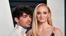 Joe Jonas shared the sweetest picture of Sophie Turner on Instagram