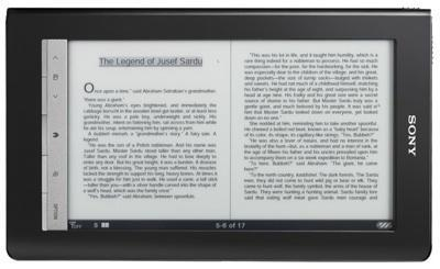Sony Reader Daily Edition starts shipping, gets more newspapers