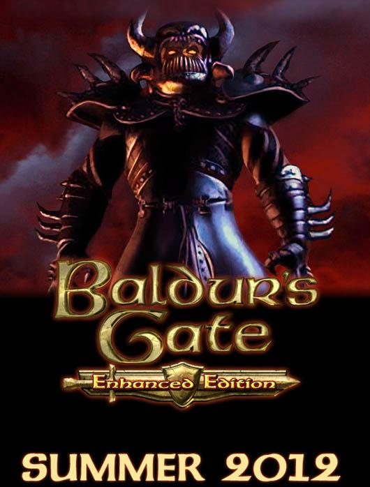 Baldur's Gate: Enhanced Edition arrives this summer [update: more news!]