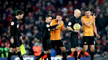 Wolves captain Coady launches furious anti-VAR rant after Wolves denied at Anfield.