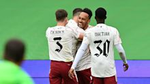 Arsenal 1-1 Liverpool (Arsenal win 5-4 on pens): Aubameyang spot-kick seals Community Shield triumph