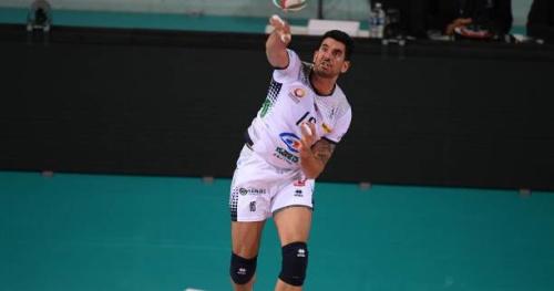 Volley - C. de la CEV (H) - Coupe de la CEV : Tours en finale