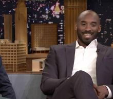 SI Kids reporter interviews Kobe Bryant on Tonight Show