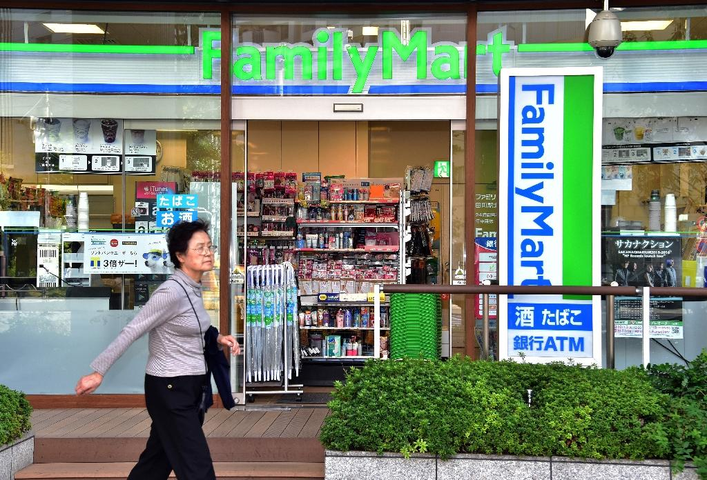 Japan's 'konbini' stores, open and stocked round the clock
