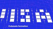 Pepsi usará microsatélites para componer un espectacular anuncio en el cielo
