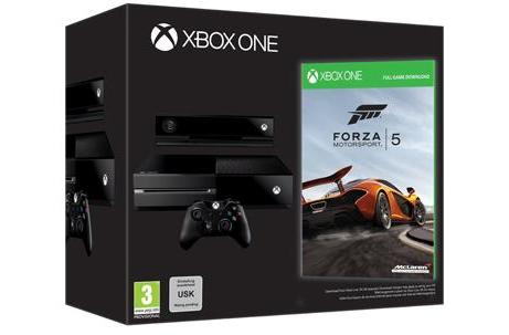 Free Forza 5 option for Xbox One 'Day One Edition' UK pre-orders