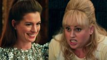 Anne Hathaway And Rebel Wilson Scam Dumb Rich Men In 'Hustle' Trailer