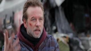 The Grey: Dallas Roberts On The Story