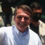 Brazil's Bolsonaro to wait 'a bit longer' to recognize winner of U.S. election