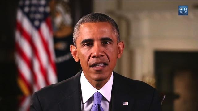 Obama warns against Ebola