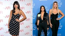 Kim and Khloé Kardashian Respond to Jameela Jamil's Criticism of Their Weight Loss Ads