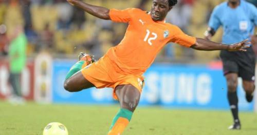 Foot - CIV - Wilfried Bony et Max-Alain Gradel absents pour les deux prochains match de la Côte d'Ivoire