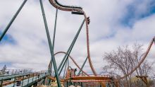 New record-breaking roller coaster at Canada's Wonderland