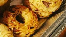 The Daily Dish: Spaghetti Doughnuts Are the Latest Food Hybrid Out of Brooklyn