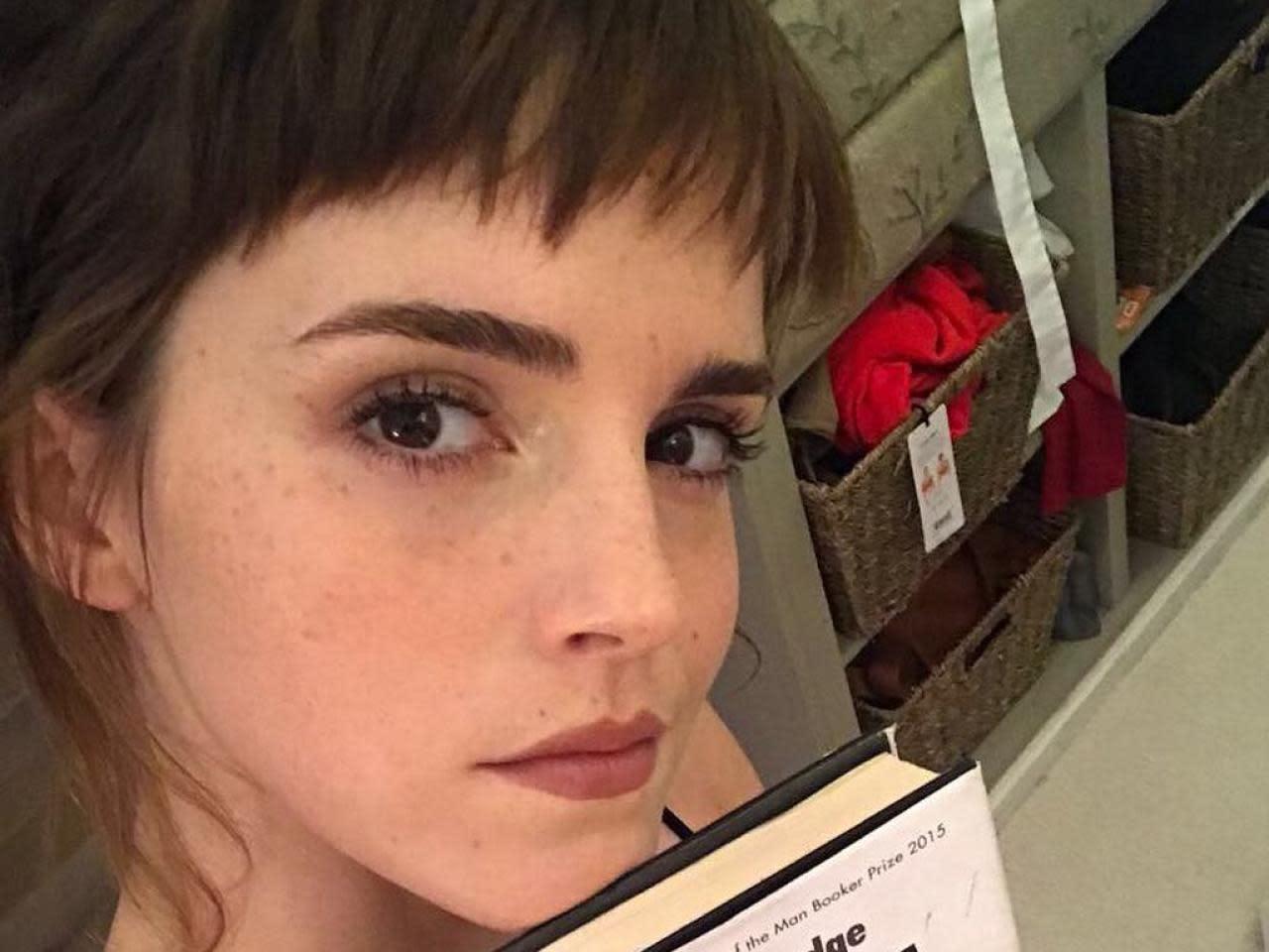 Typveränderung Emma Watson Startet 2018 Mit Neuer Frisur