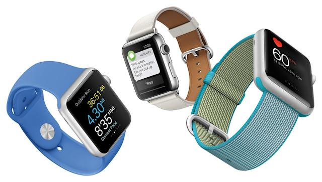 Apple Watch gets a price cut to $299, along with new bands