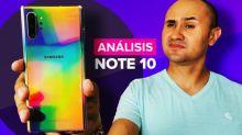 Review Galaxy Note 10 Plus en español
