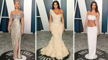 Vanity Fair Oscars party: Kim Kardashian, Emily Ratajkowski and Scarlett Johansson lead best-dressed