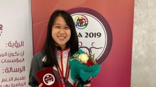 Shooter Tessa Neo earns Singapore a spot at Tokyo Olympics air rifle event