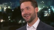 Alexis Ohanian Says Serena Williams' Baby 'Has To Be A Girl'