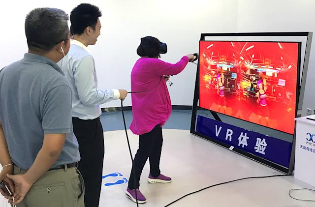 HTC Vive ditches the PC thanks to China's cloud VR service