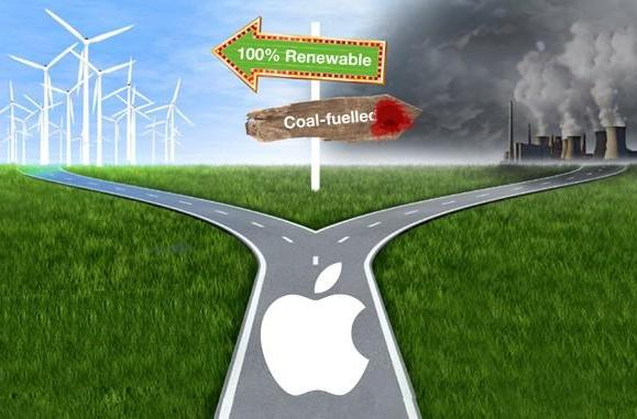 Greenpeace: Apple's energy policy has improved, still needs to remove the coal smoke from iCloud