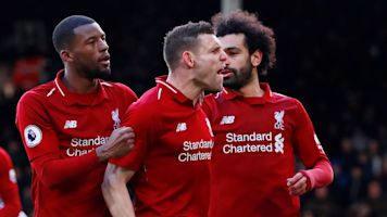 Liverpool returns to top of Premier League table