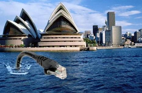 Fiber optics get political in Australia as opposition party vows to scale down national broadband plan