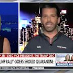 """""""Over 1,000 people died today"""": Don Jr. falsely claims that COVID-19 deaths are """"almost nothing"""""""