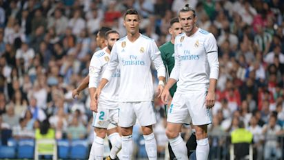 Real Madrid's 73-game goal streak ends in loss