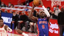 Jerami Grant game-winner ruled late, Detroit Pistons lose heartbreaker to Rockets, 103-102