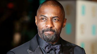 Idris Elba 'really and truly' having a midlife crisis
