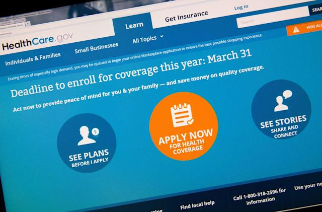 Healthcare.gov users get privacy controls as enrollment nears