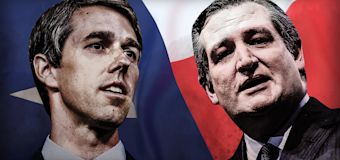 O'Rourke to challenge Cruz on debate stage