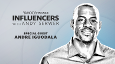 Andre Iguodala joins Influencers with Andy Serwer