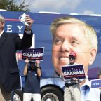 In October, SC's Graham rakes in $1M per day for Senate race