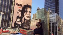 Nike slammed for choosing 'too thin' Bella Hadid as latest face