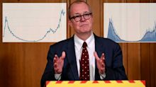 Patrick Vallance warns UK death rate is 'awful' and COVID could be around forever