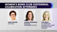 Alexandra Paladino talks the Women's Bond Club's Centennial Gala