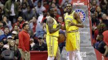 Houston Rockets rout Warriors in NBA