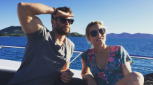 Chris Hemsworth desmiente problemas con Elsa Pataky