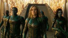 Box Office: 'Captain Marvel' Shatters $900 Million Milestone
