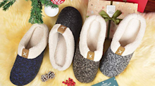 'Ridiculously comfortable' slippers are perfect for keeping feet warm this winter