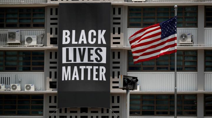 Paso en falso: BLM da la espalda a quienes luchan por sus mismos motivos en otras tierras   Opinión