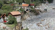 Alpes-Maritimes: le corps d'un pompier retrouvé, portant le bilan à 6 morts