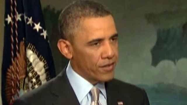 President Obama campaigning against his own budget plan?