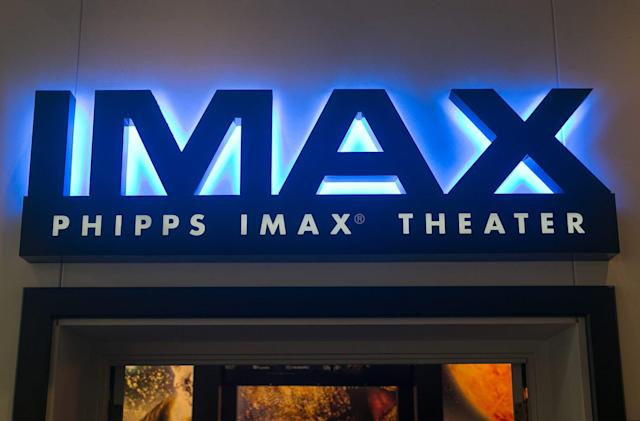 IMAX is raising $50 million to create high-quality VR