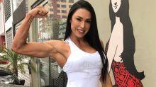 Gracyanne Barbosa desabafa: 'Nunca fui padrão de beleza'